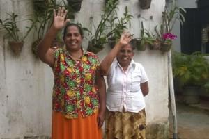 Susani und Beeta