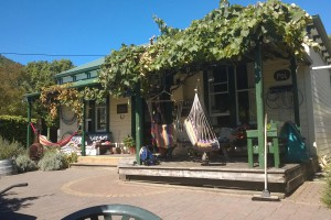 21.03.2015 The Jugglers Rest Hostel, Picton