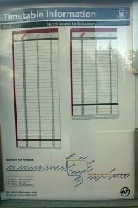 U-Bahn Plan gesamt