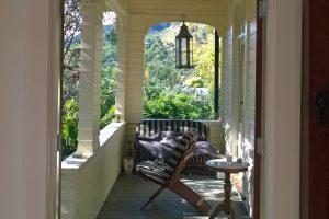 12.04.2015 Terrasse von Duncan's Villa