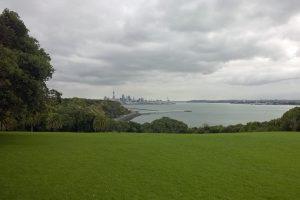 20.05.2015 Blick auf Auckland City