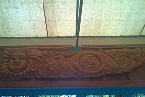 15.10.2015 Maori Kunst im Park Café